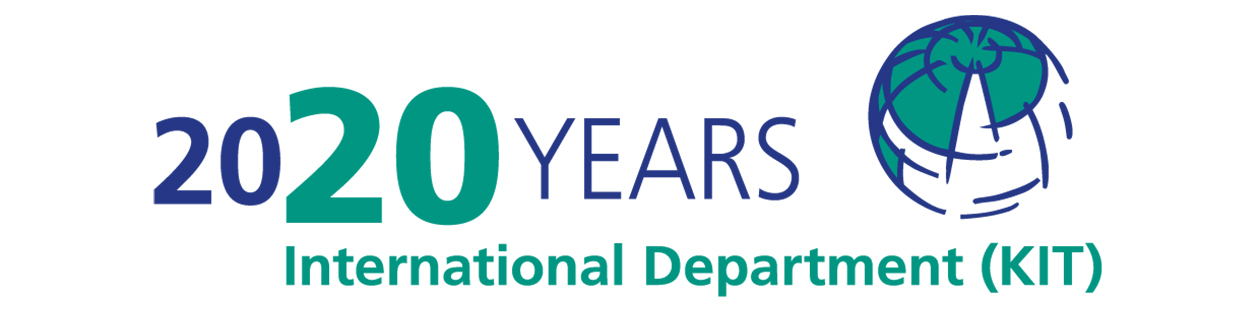 Milestones of the International Department
